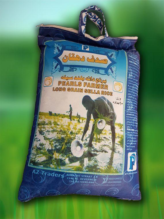 Sadaf Dehqan Rice/صدف دهقان ورجی
