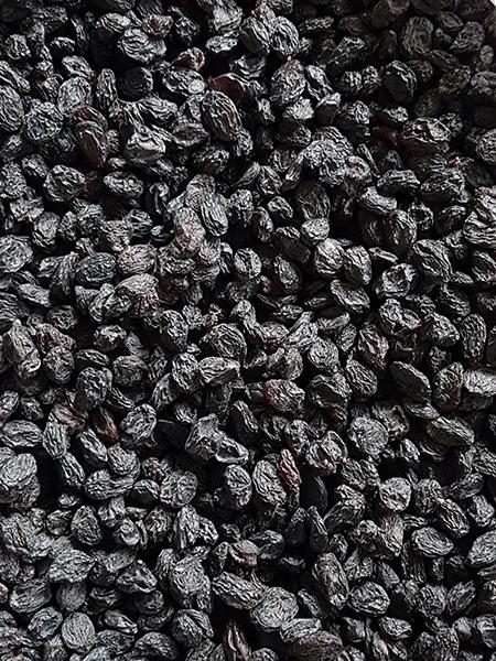 Zwarte Rozijnen